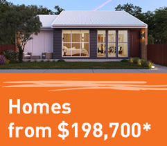 Homes from $198,700*
