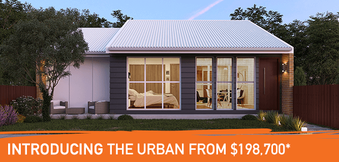 Introducing The Urban from $198,700*